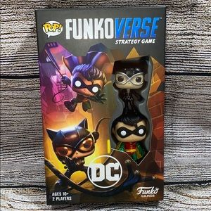 New!! Funko Verse Strategy Game